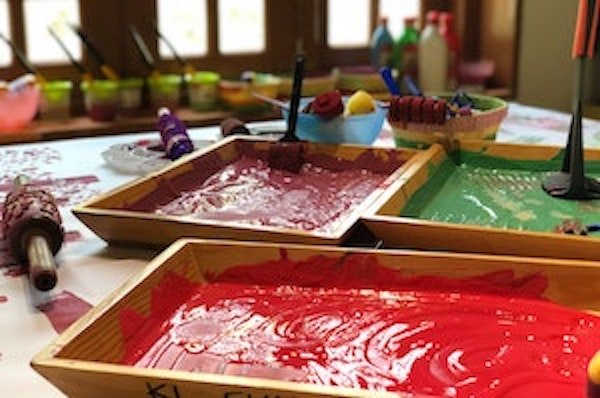 Paint trays